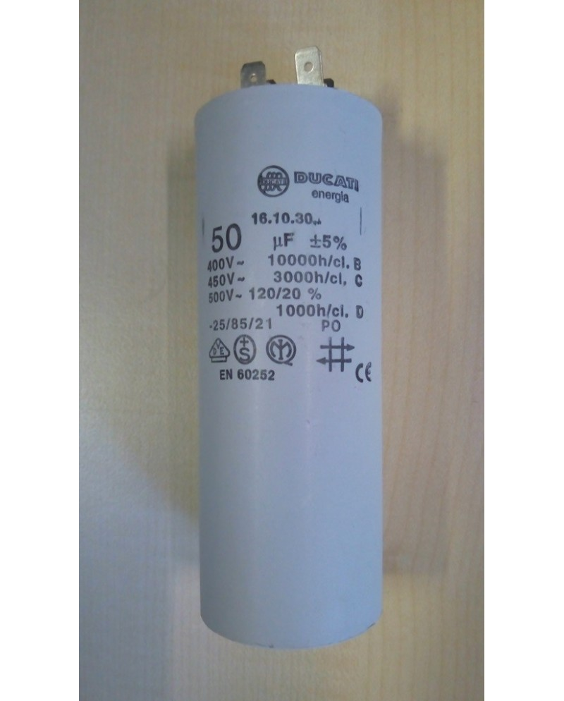 50uF 630V
