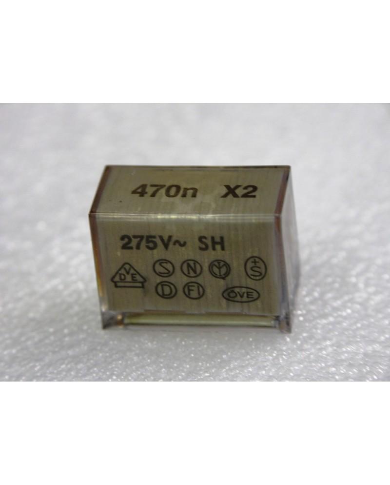 470nF 275VAC/425VDC
