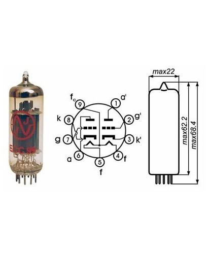 ECC99 * 6N30P-DR * E182CC