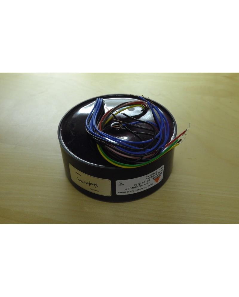 PP UL 3k - 5 Ohm 100W