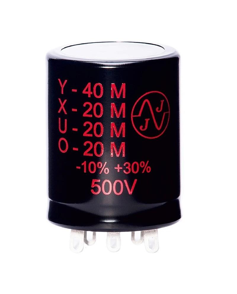 40+3x20uF 500V