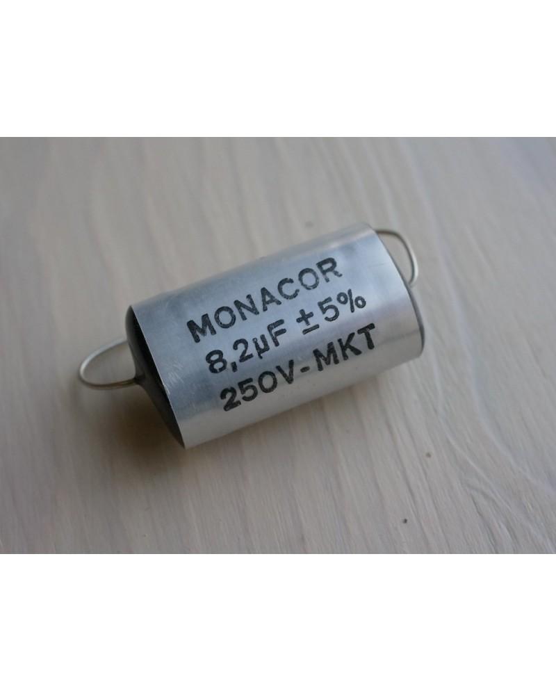 8,2uF 250VAC